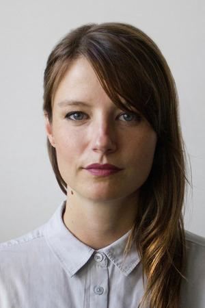 Sabrina Ratte - press portrait